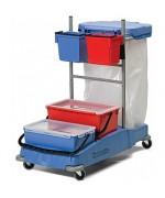 Numatic VCN 1404 BK10, dezinfekčný vozík