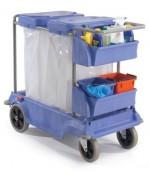 Numatic SAXAT 240, upratovací vozík