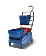 Numatic DM 2020, dvojvedrový vozík