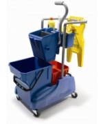 Numatic TM 2815, dvojvedrový mopovací vozík