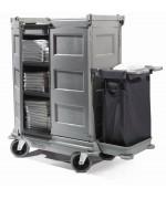 Numatic NKT 21 HF / FF, hotelový vozík pre chyžné