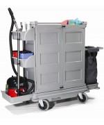 Numatic NKT 22 HF / FF, hotelový vozík pre chyžné