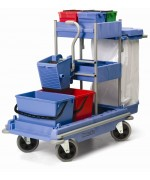 Numatic VCN 1804 BK2, dezinfekčný vozík