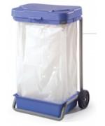 Numatic SAX 120, vozík na zber odpadu